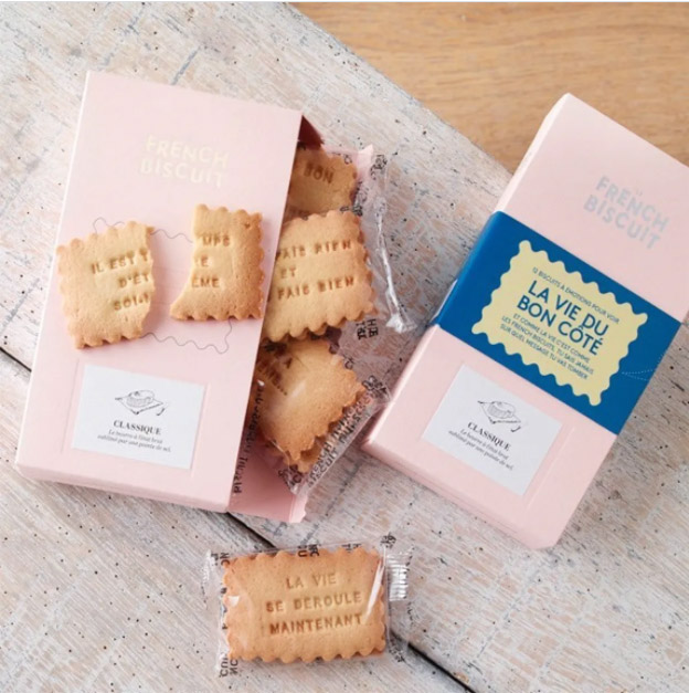 French biscuit