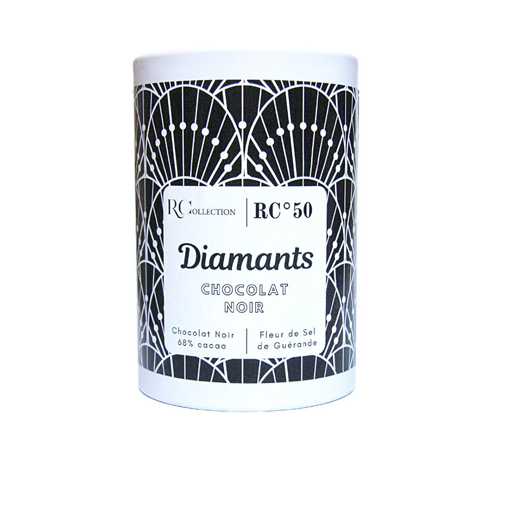 Tubiscime Diamant chocolat