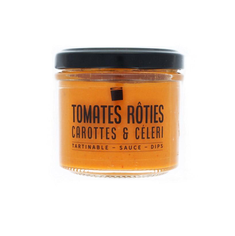 Tartinable tomates rôties